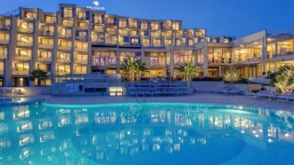 POSH cycling bei Valamar
