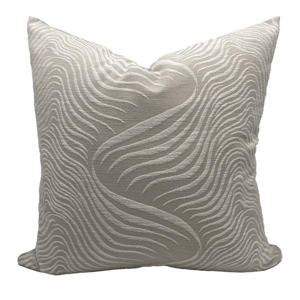 Schumacher Throw pillow