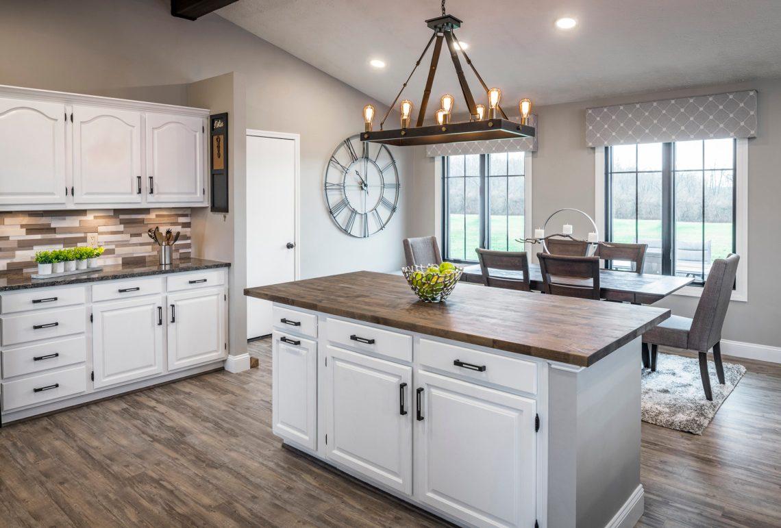 Style trend: Modern farmhouse decor - Posh Home Designs ...