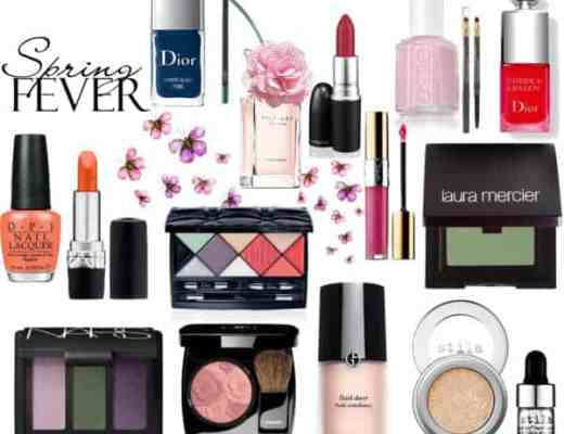 The Hottest Spring 2015 Make Up Collection