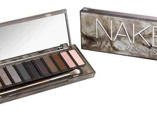 Urban Decay's New Naked Smoky Palette