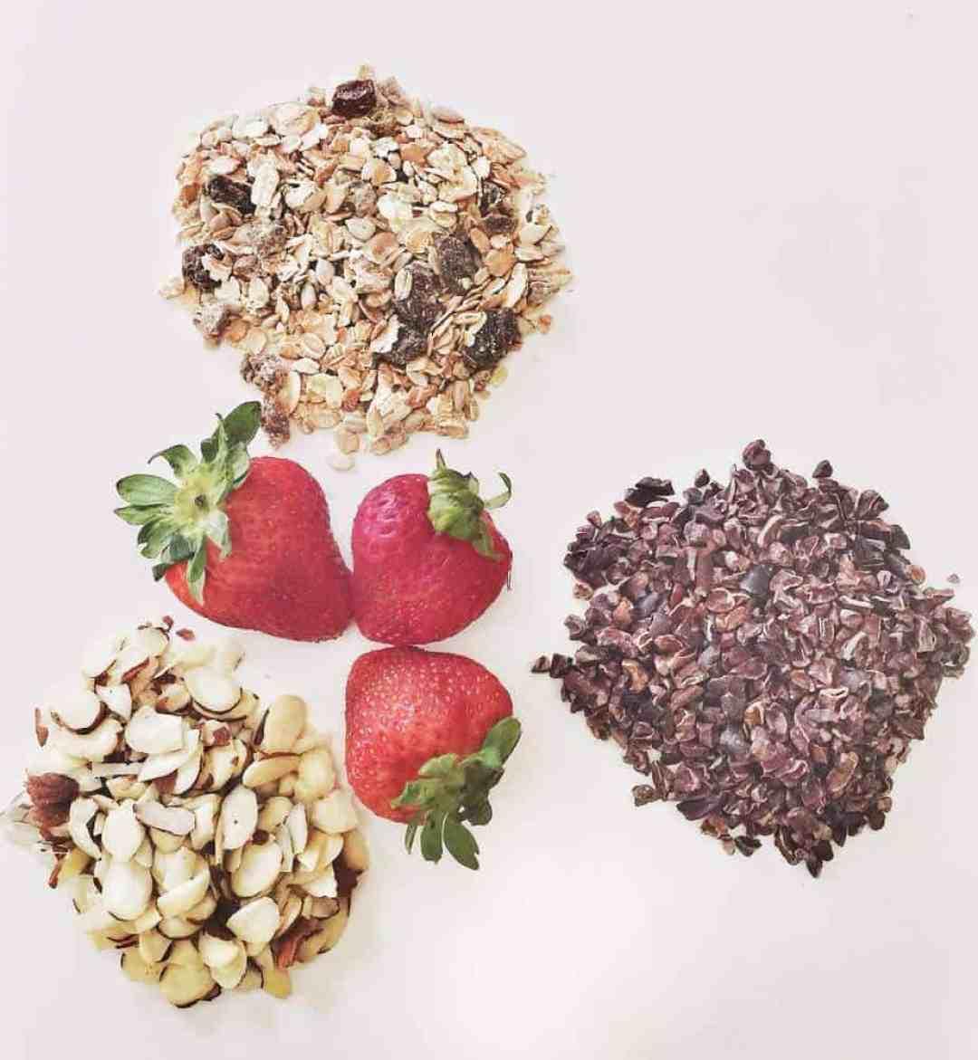 High in Fiber Breakfast : Overnight Muesli Recipe