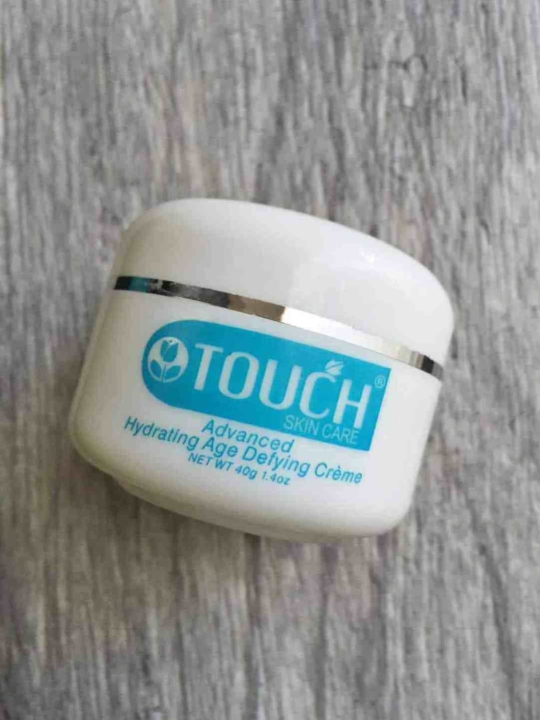 TOUCH Anti-aging Facial Moisturizer #touchantiagingfacialmoisturizer