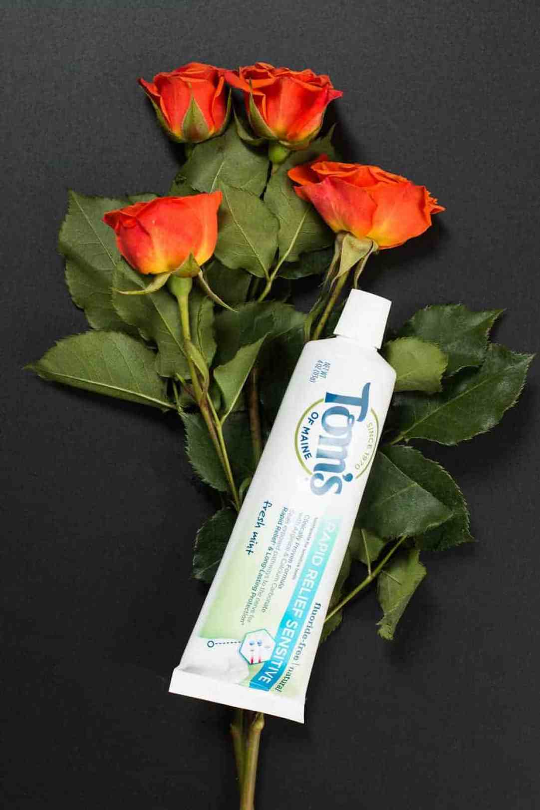 Tom's Maine Rapid Relief Sensitive Toothpaste