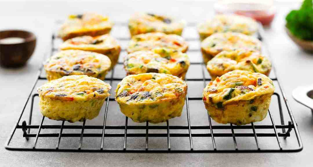 baked egg muffins breakfast recipes