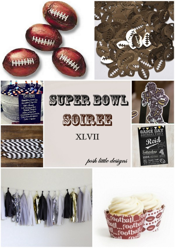 Super Bowl Soiree