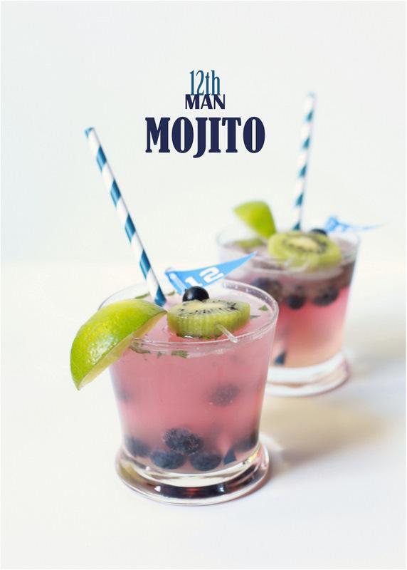 Make: 12th Man Mojito
