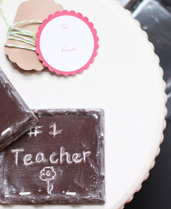 Graduation & DIY Chocolate Chalkboards