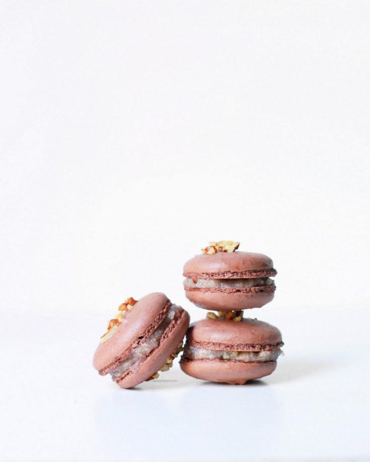 german_chocolate_french_macarons_recipe_baking