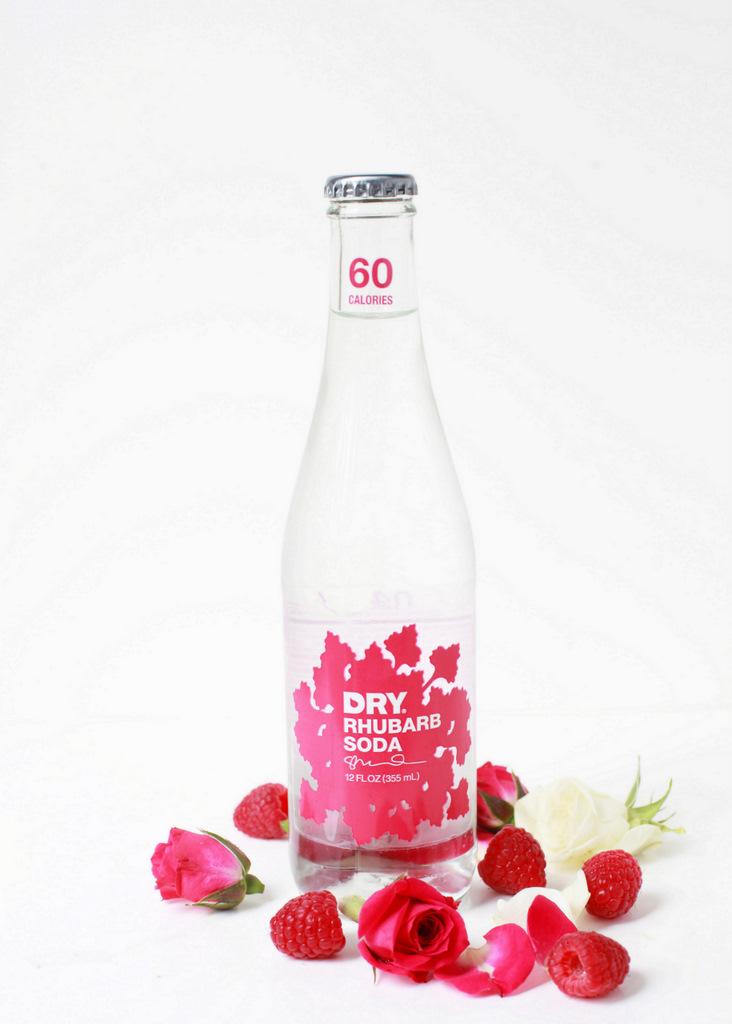 Raspberry Rose Ice Cubes   Posh Little Designs-Did-beverage