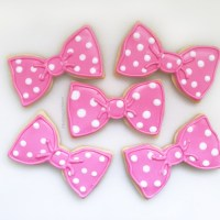minnie bows _ baking with best_