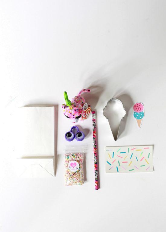 Ice Cream Beanie Boo Birthday   Posh Little Designs