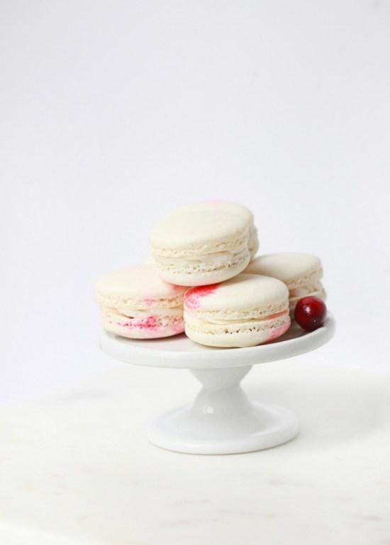 French Macaron Cookies-Christmas-Holiday