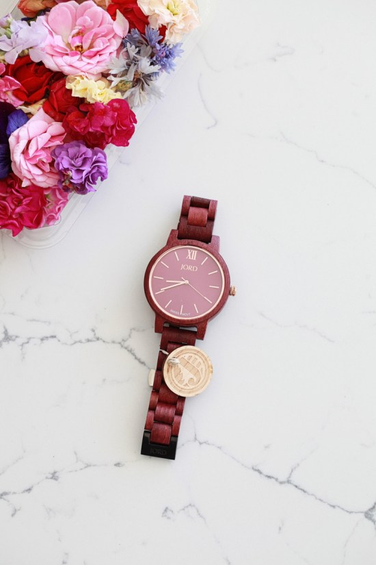wood watch, jord