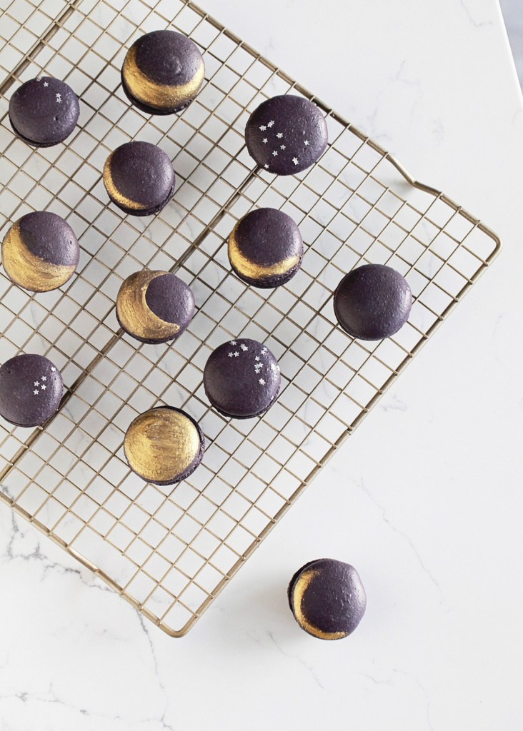 French Macarons, Solar Eclipse