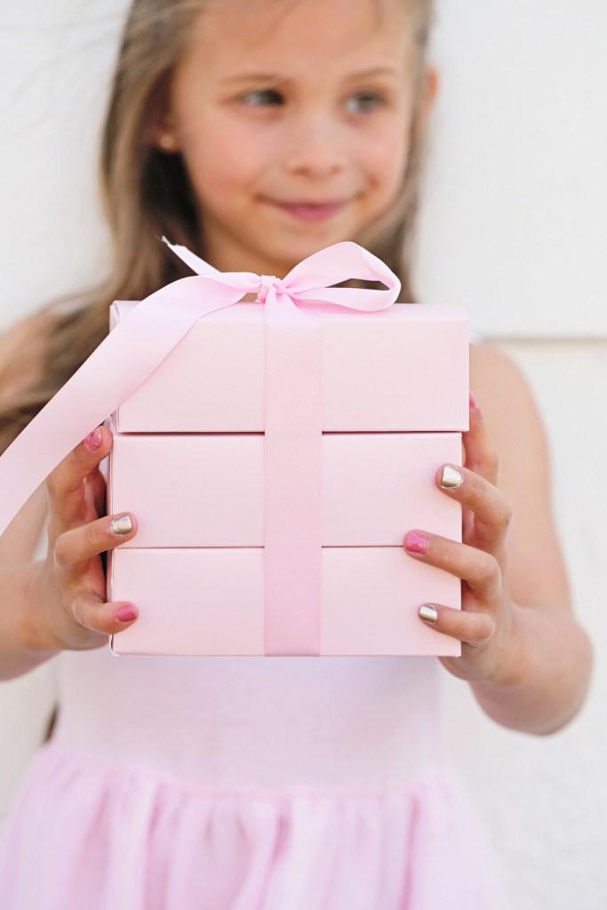 Pink Spring Birthday Photos, Girls, Posh Little Designs