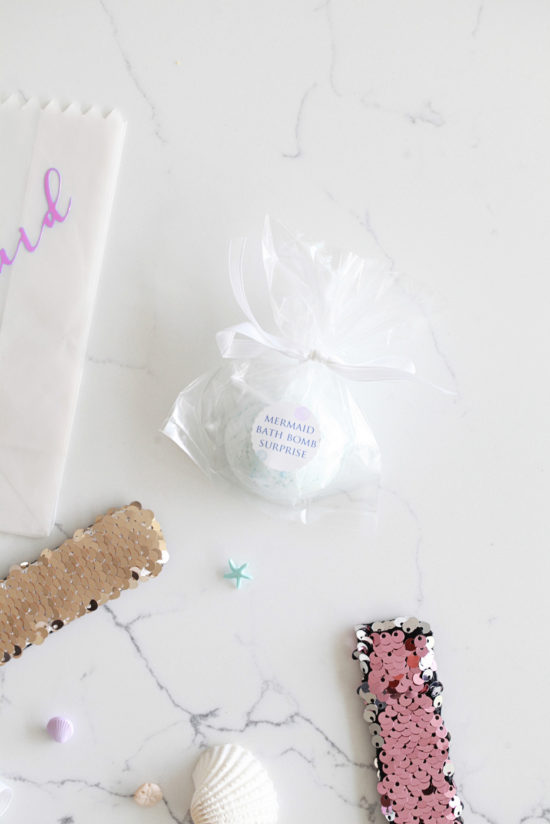 Bath bomb- DIY-Mermaid Party-Kids Parties