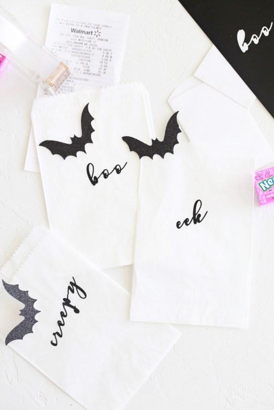 DIY, Halloween, Treat Bags, Nestle, Walmart