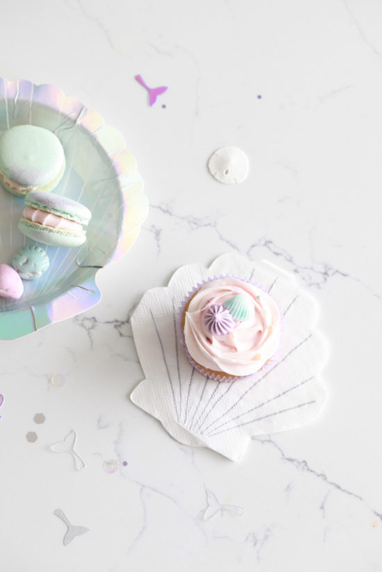 mermaid party-birthday-kids parties-party ideas