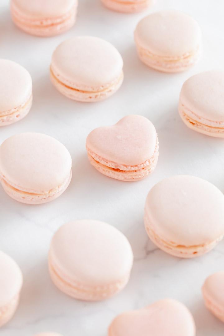 How to make French Macarons - Italian Meringue Method