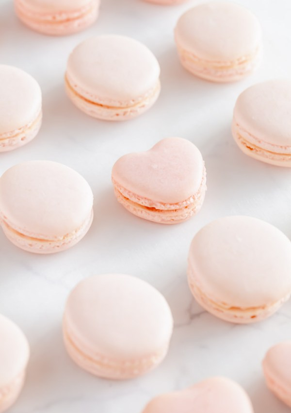 How to make French Macarons – Italian Meringue Method