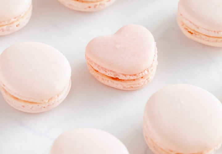 How To Make French Macarons Italian Meringue Method Posh Little Designs
