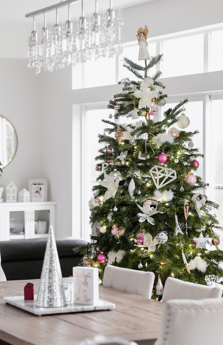 pink_white_christmas_tree_decor_oranments