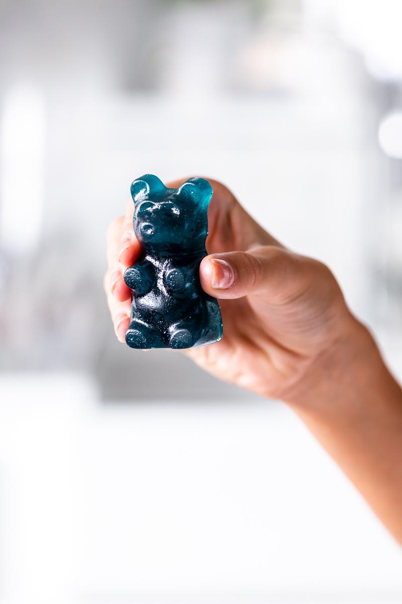 giant gummy bears - 12th birthday party