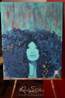 Awesome Painting by Shannon Scates of unparalleledart.com