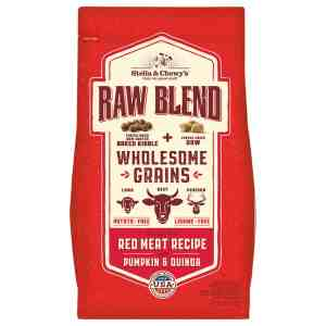 Raw Blend with Grains Red Meat 3.5 lbs
