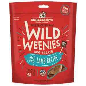 Wild Weenies Grass Fed Lamb