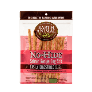 No Hide Salmon Sticks