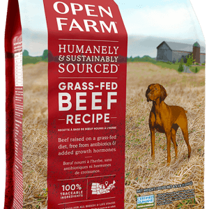 Dog Dry - Grass-Fed Beef