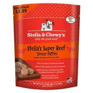 S&C Stella's Super Beef 8.5OZ Trial Size