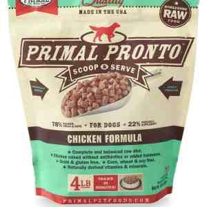 4lb Canine Chicken Pronto Formula
