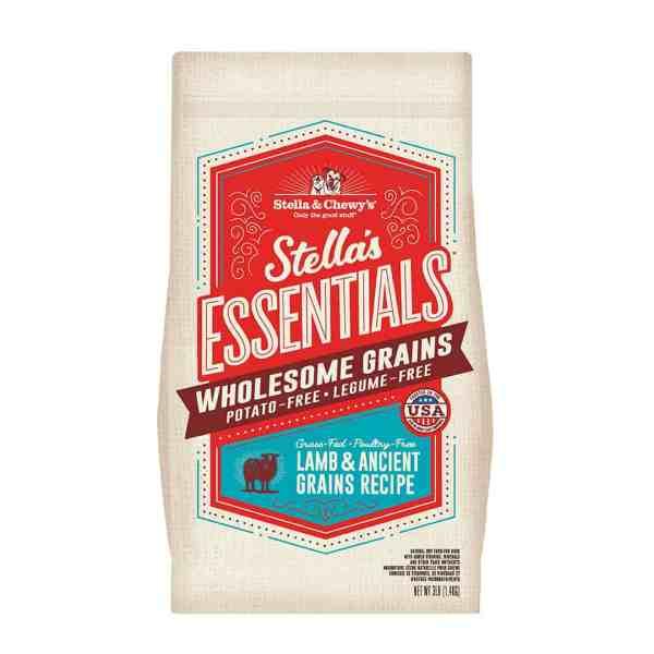 S&C Essentials Lamb Ancient Grain 3 lb