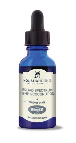 HH 250mg CBD Coconut Oil 1oz