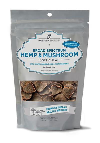 HH Hemp CBD Mushroom Chew 6 MG