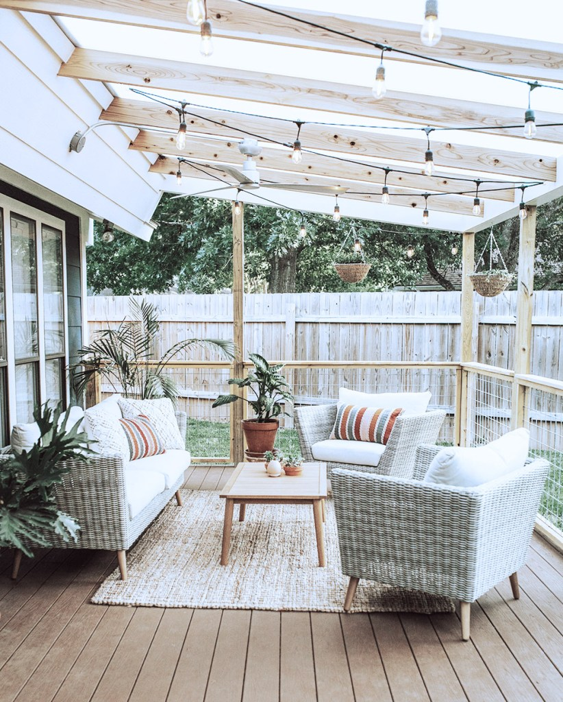 affordable outdoor rugs by posh pennies - Patio Rugs