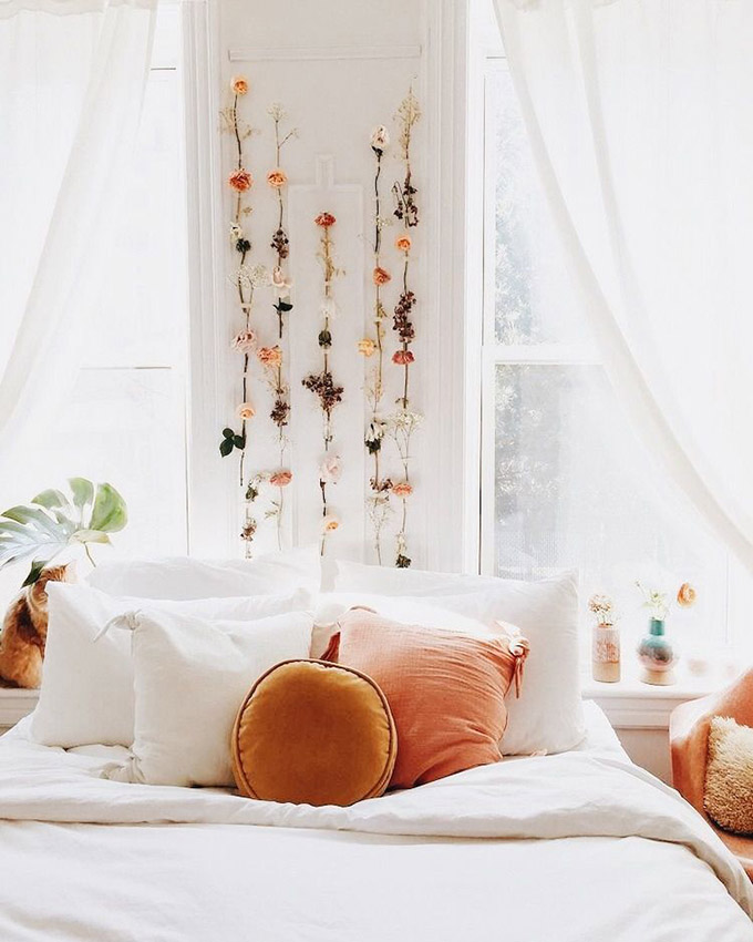 Dorm Room Styles: Brilliant And Affordable Boho Dorm Room Decor Ideas