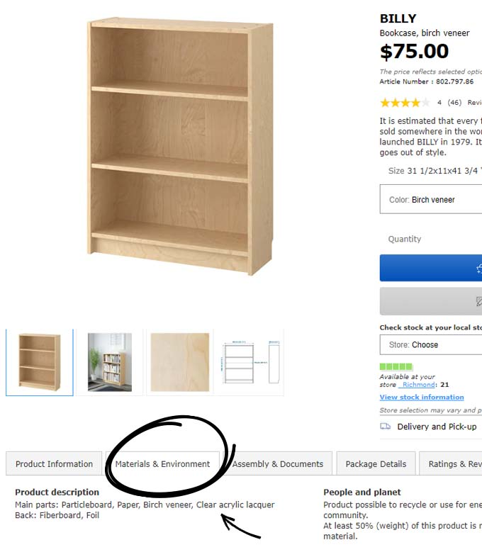 How To Paint Ikea Furniture Laminate Solid Wood And Metal Posh Pennies