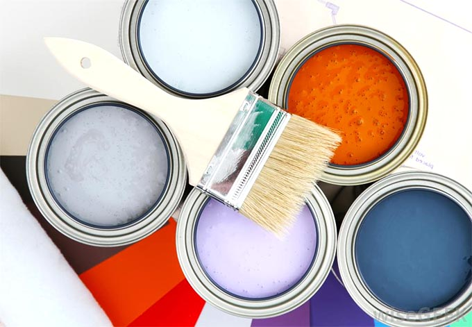what kind of paint to choose when painting furniture