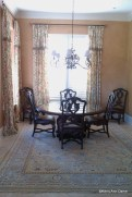 Tuscan Inspired Dining Room