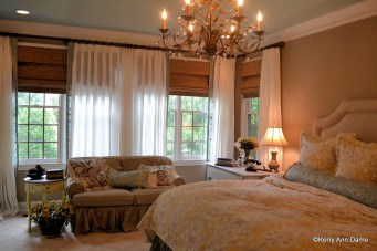 Shabby French Style Master Suite