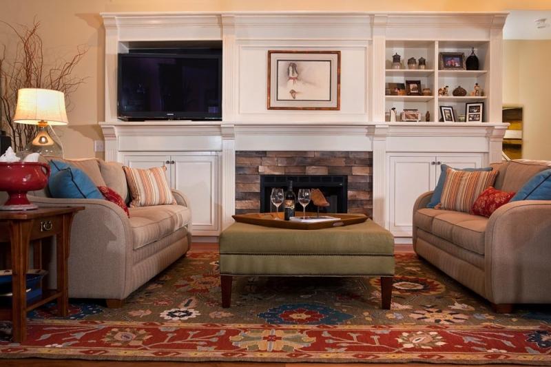 Captivating 2 Loveseats In Living Room Design Ideas Part 16