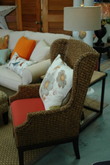 Rattan-Dining-Wing-Chair