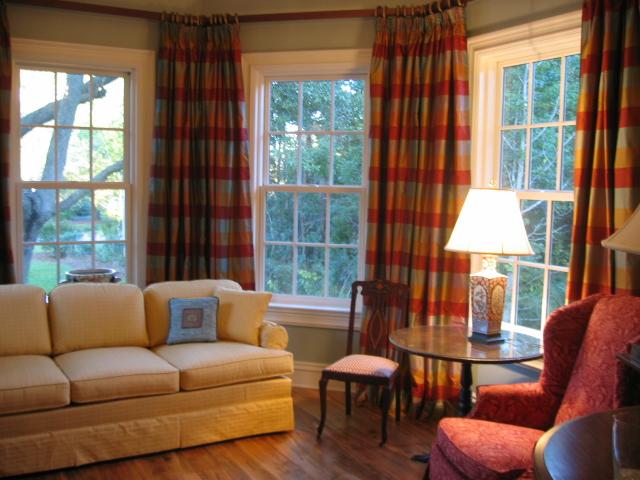 window treatment design solutions. Black Bedroom Furniture Sets. Home Design Ideas