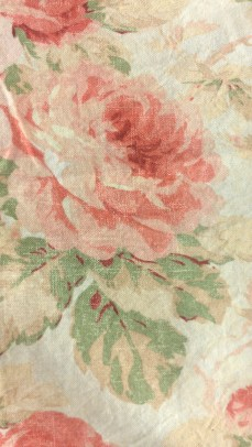 Hazel Faded Rose Fabric