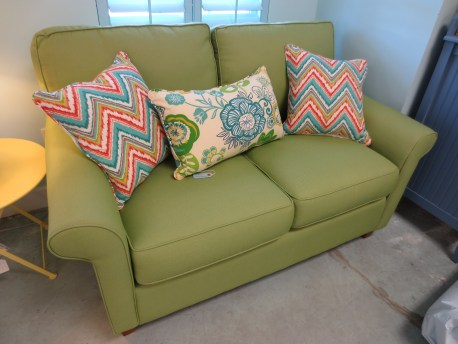 summer colorful pillows