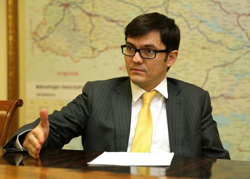 Міністр інфраструктури України